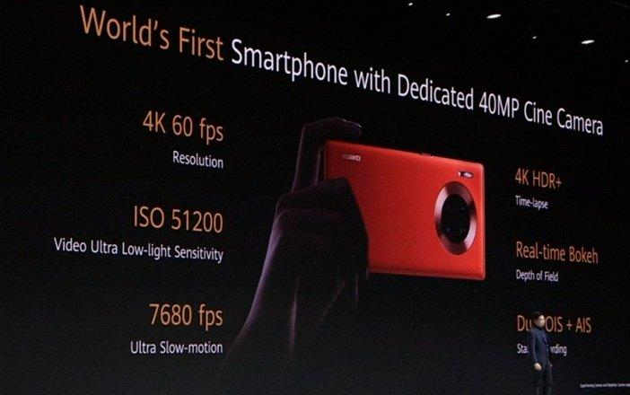 Особенности камеры Mate 30 ставшие возможными благодаря Kirin 990