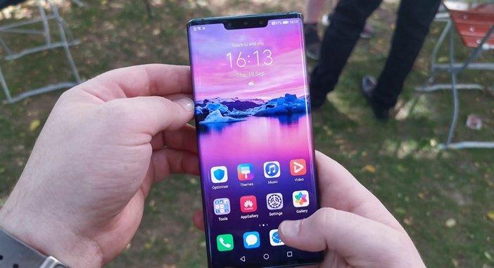 Экран Huawei Mate 30 Pro