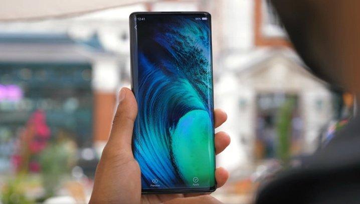 Все смартфоны с экраном-водопадом и что это такое