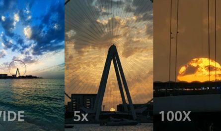 Лучшие смартфоны по оптическому зуму камеры