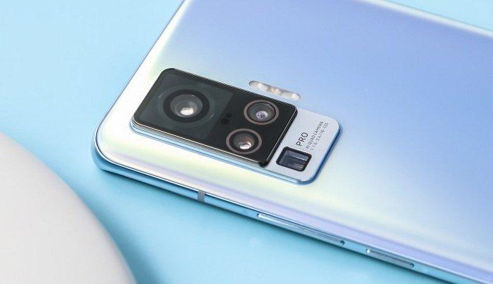 Особо крупная камера в смартфонах Vivo X50 и X50 Pro