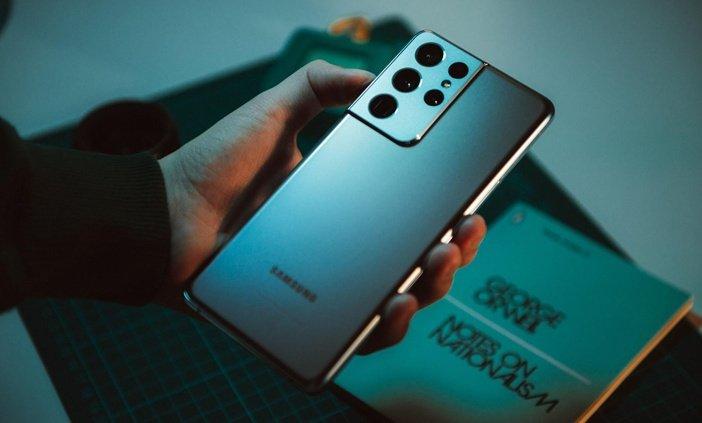 Тыльные камеры Galaxy S21 Ultra