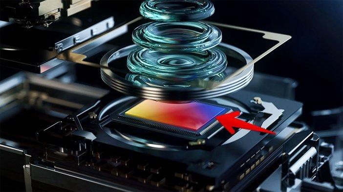 Новый сенсор основной камеры во флагманах Huawei