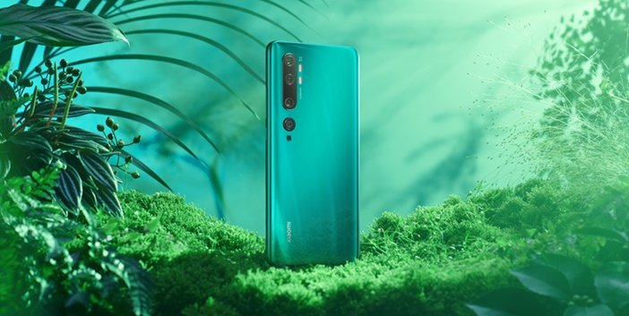 Mi Note 10 - мощный камерофон Xiaomi