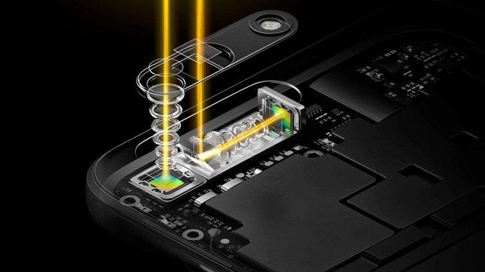 Камера перископ для оптического зума в современных смартфонах