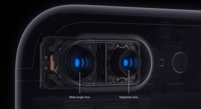 Телефото камера в iPhone 7 Plus и 8 Plus