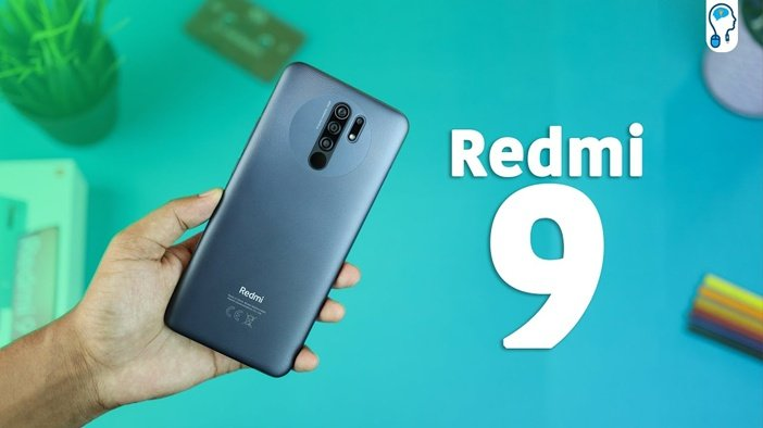 Redmi 9 использует процессор Helio G80