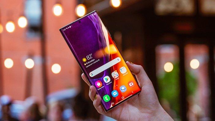 Note 20 Ultra - самый безрамочный смартфон Samsung