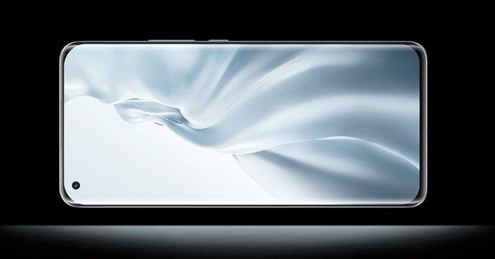 Красота дисплея Xiaomi Mi 11