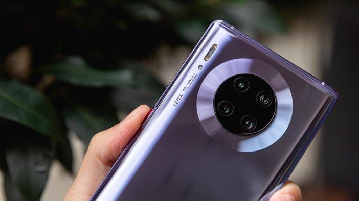 Задняя камера с оптикой Leica в Mate 30 Pro