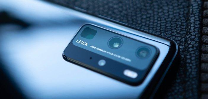 Камера Leica в Huawei P40 Pro крупным планом