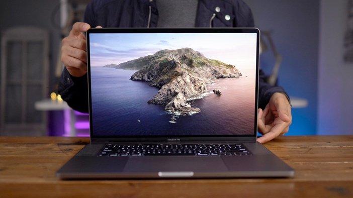 Дисплей MacBook Pro 16 дюймов