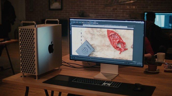 Новый Apple Mac Pro