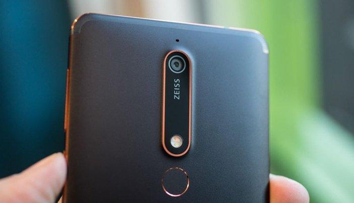 Nokia 6.1 - дешёвый смартфон с хорошей оптикой