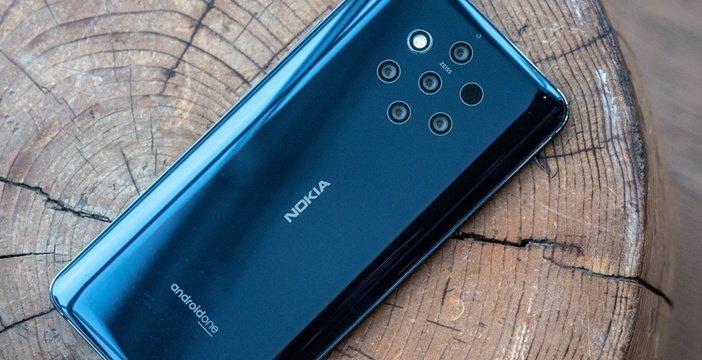 Nokia 9 Pureview - пять камер с оптикой Zeiss
