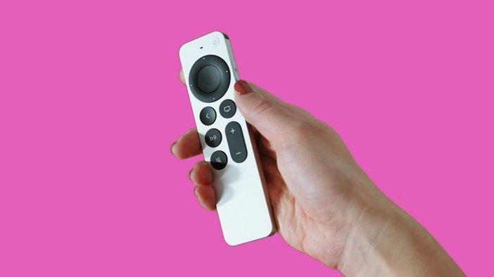 Новый пульт для Apple TV