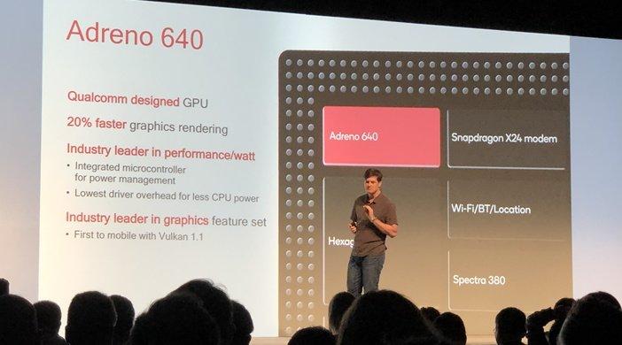 Adreno 640 GPU