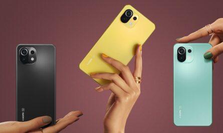 Наиболее компактные и тонкие смартфоны Xiaomi