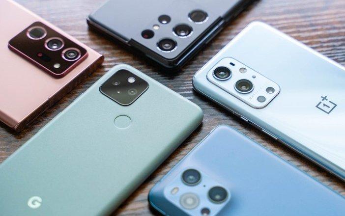 Флагманские камерофоны 2021