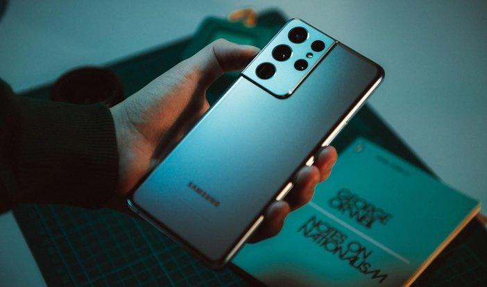 Основная камера в Samsung S21 Ultra
