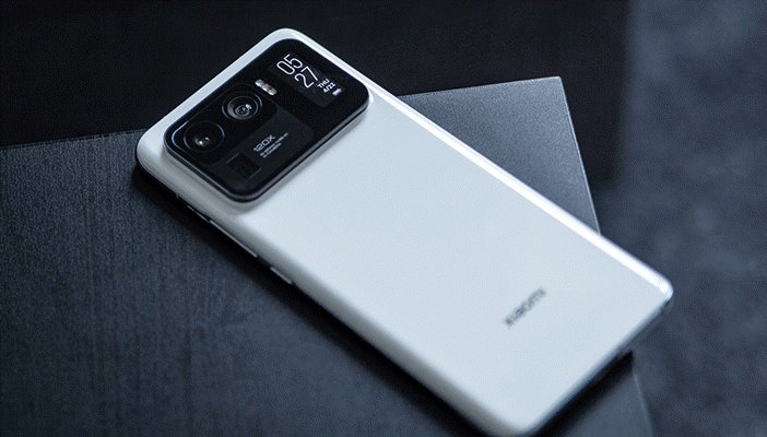 Блок камер Xiaomi Mi 11 Ultra