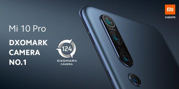 Смартфоны Xiaomi побеждают в DxOMark ещё с прошлого года